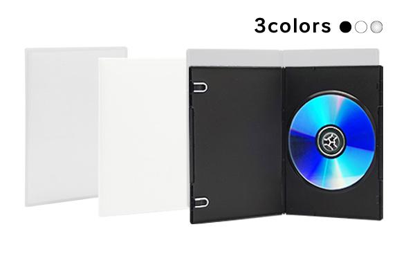 DVDケース/超薄型 1枚 収納タイプ