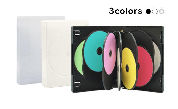 DVDケース/12枚 収納タイプ