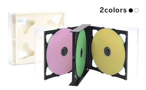 CDケース/6枚 収納タイプ